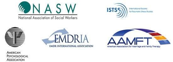WFC, Organization Affiliations: NASW, ISTSS, APA, EMDRIA, AAMFT